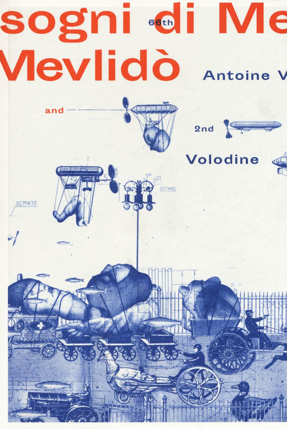 Sogni di Mevlidò - Antoine Volodine - Recensione