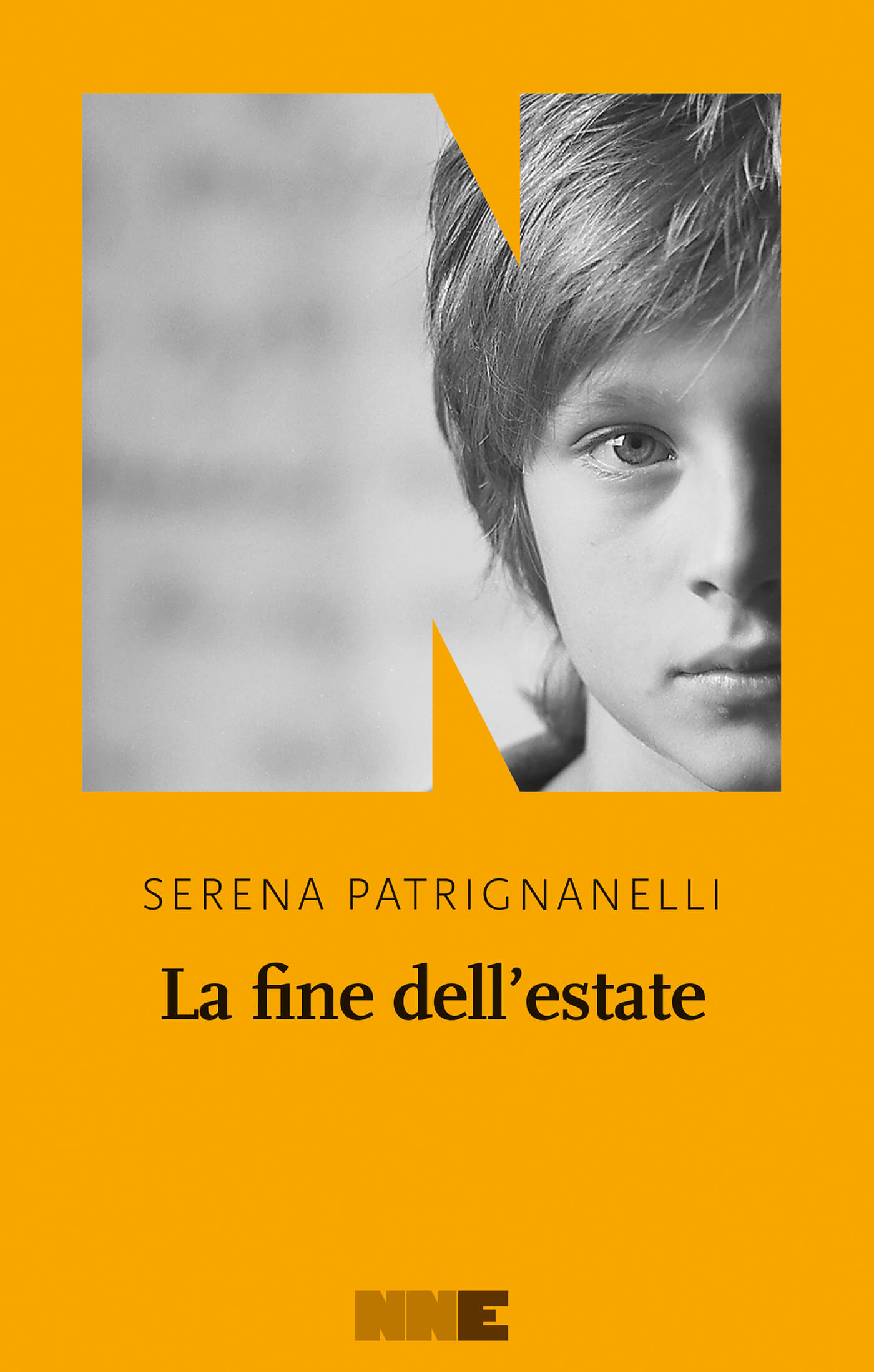 La fine dell'estate - Serena Patrignanelli - Aprile 2019