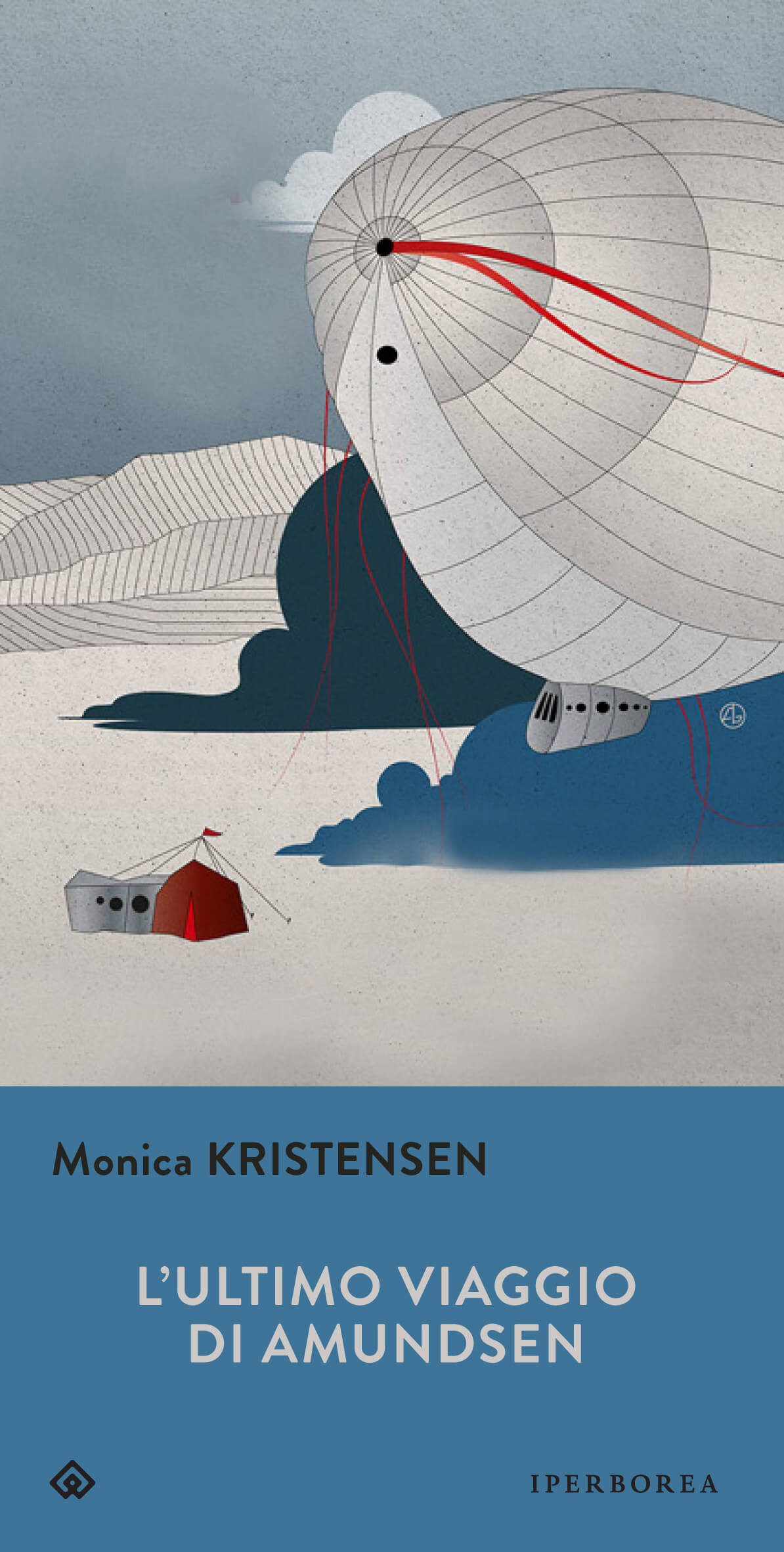 L'ultimo viaggio di Amundsen - Monica Kristensen - Aprile 2019