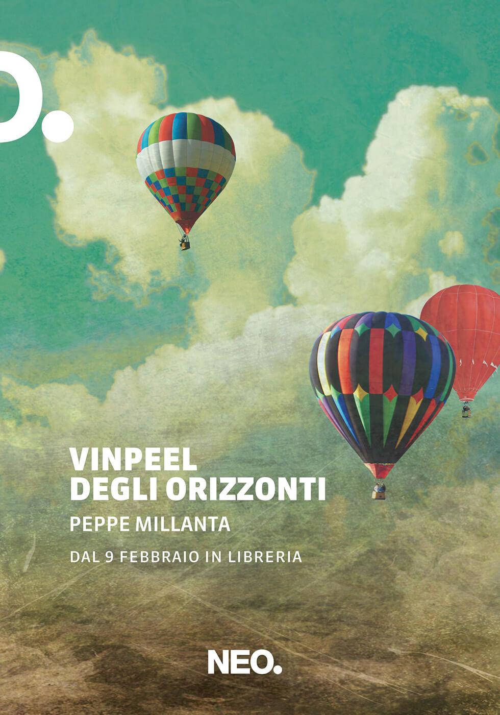 Vinpeel degli orizzonti - Peppe Millanta - Recensione