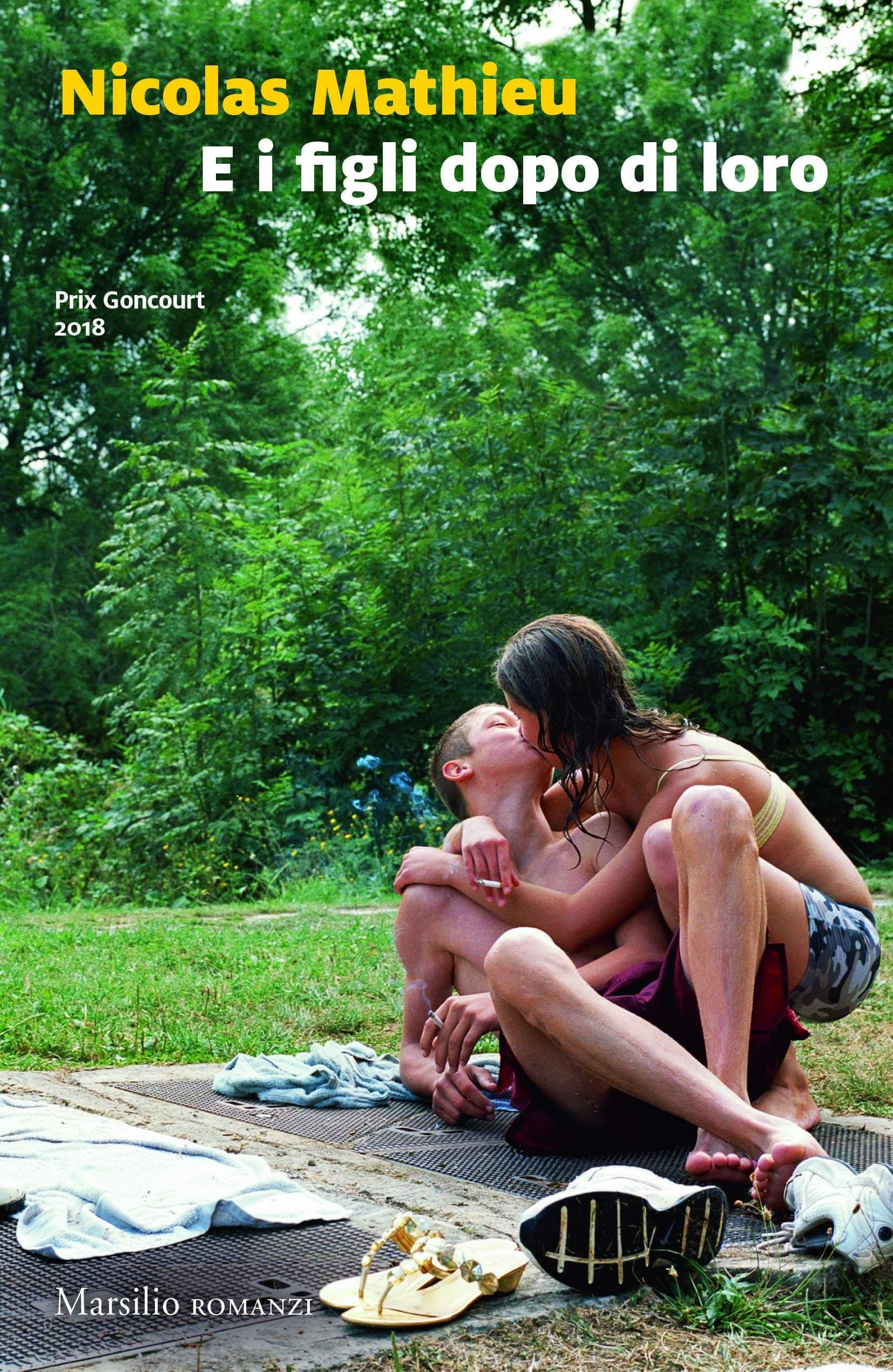 Libri Agosto 2019 - E i figli dopo di loro di Nicolas Mathieu - Marsilio
