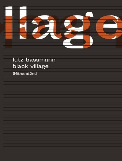 Libri Ottobre 2019 - Black Village - Lutz Bassmann - 66thand2nd