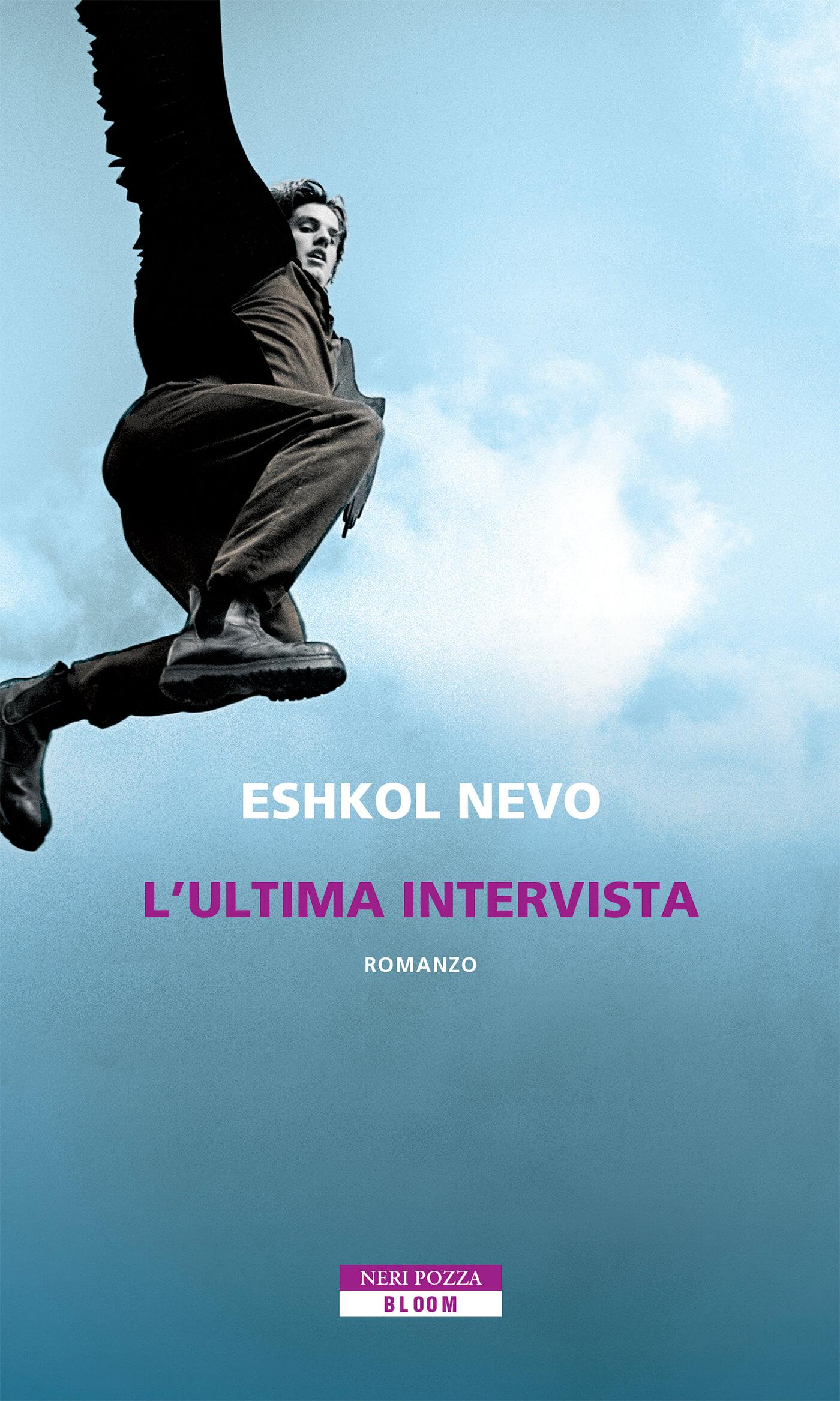 Libri Ottobre 2019 - L'ultima intervista - Eshkol Nevo - Neri Pozza