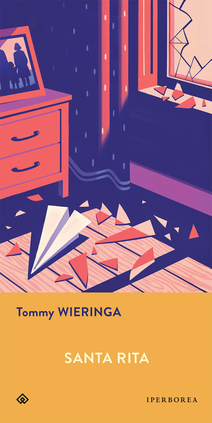 Libri Ottobre 2019 - Santa Rita - Tommy Wieringa - Iperborea