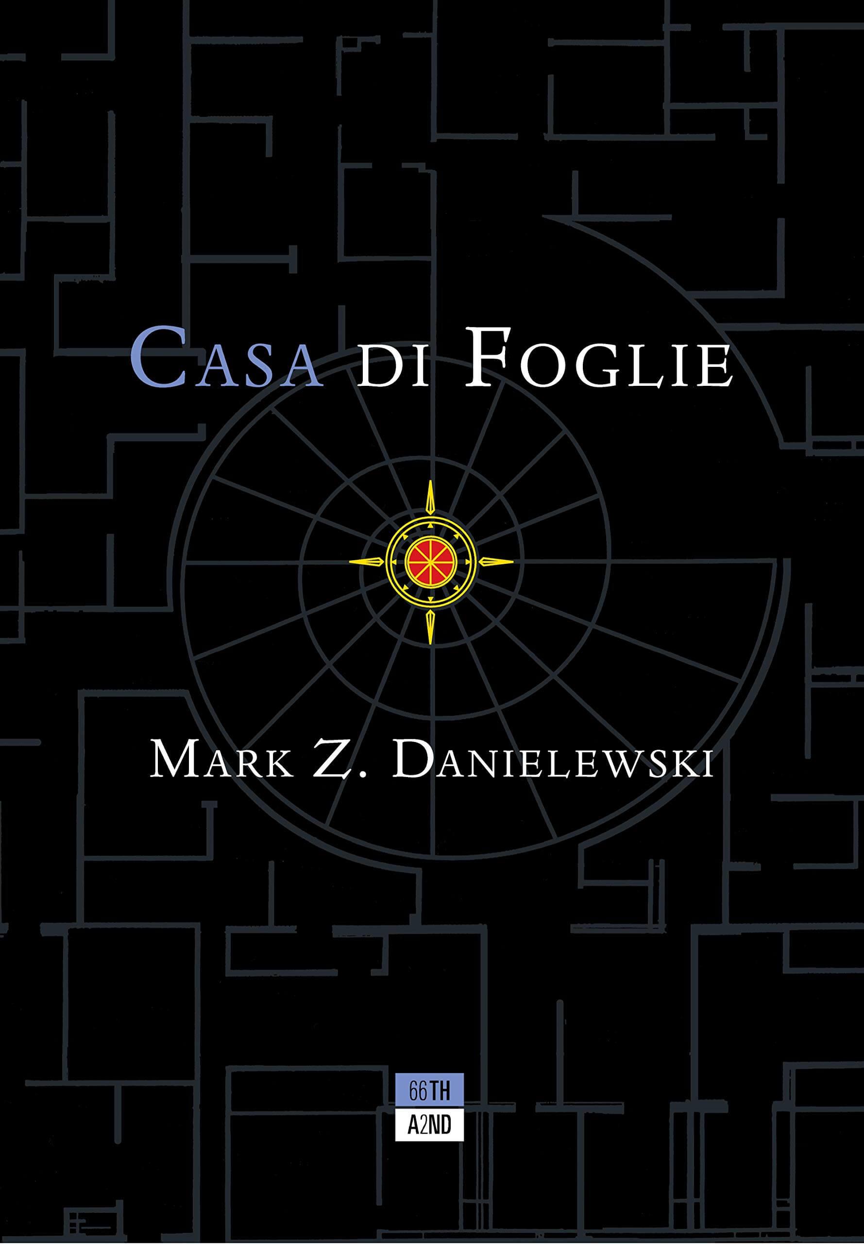 Casa di Foglie - Mark Z. Danielewski - Libri Novembre 2019