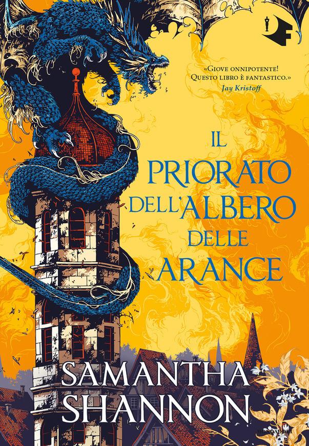 Il priorato dell'albero delle arance - Samantha Shannon - Libri Novembre 2019