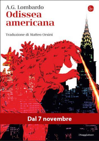 Odissea Americana - A. G. Lombardo - Libri Novembre 2019