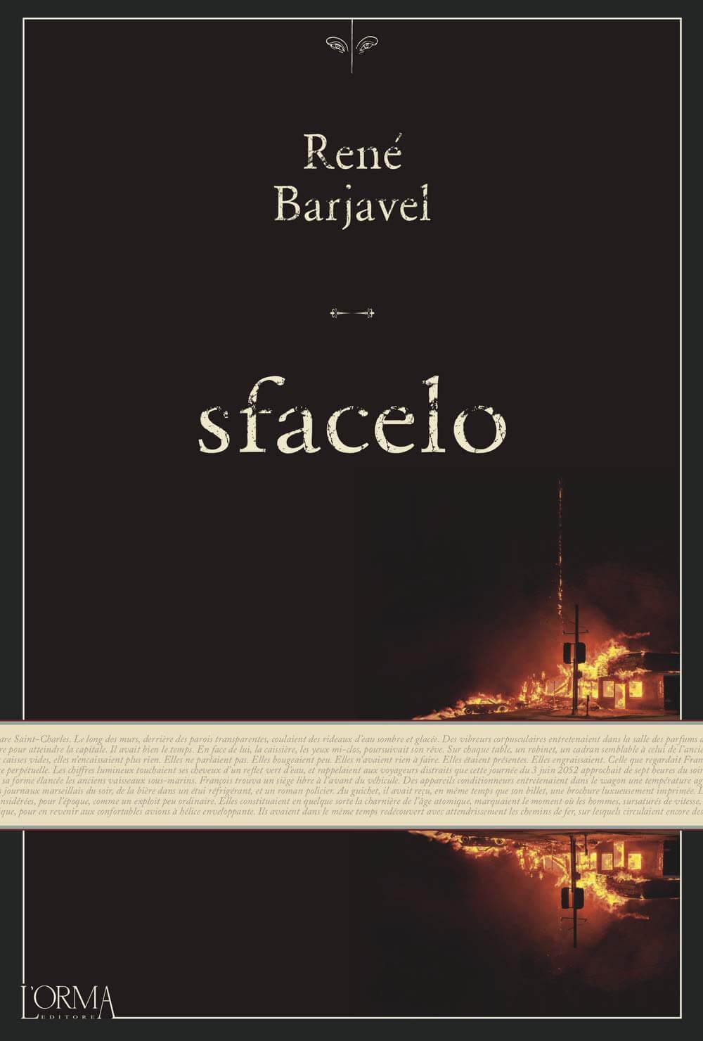 Sfacelo - René Barjavel - Libri Novembre 2019