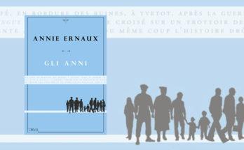 Gli Anni - Annie Ernaux - L'orma editore - anteprima