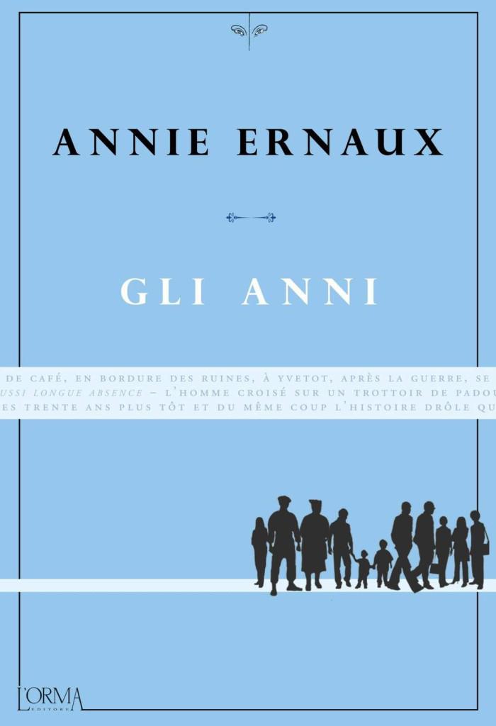 Gli Anni - Annie Ernaux - recensione - L'orma editore