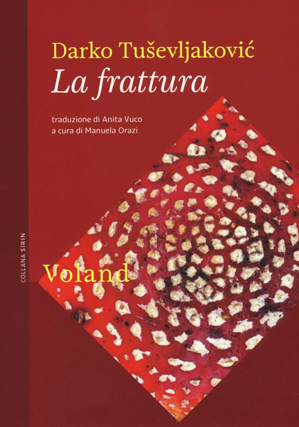La frattura - Darko Tuševljaković - Libri Dicembre 2019