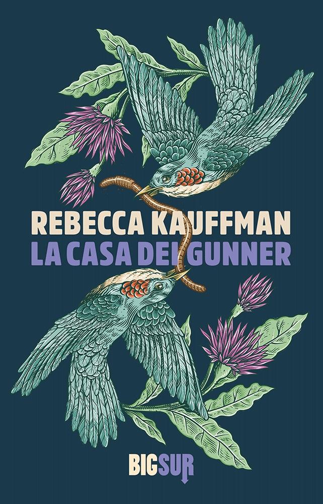La casa dei Gunner - Rebecca Kauffman