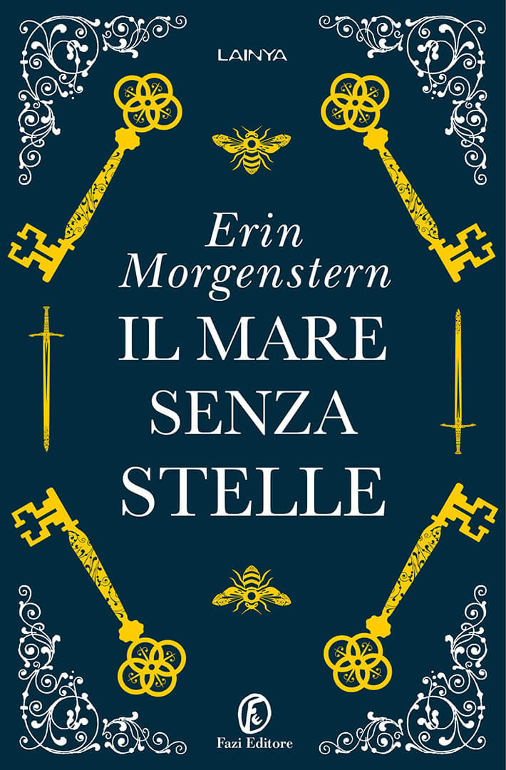 Il mare senza stelle - Erin Morgenstern luglio 2020