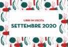 libri in uscita a settembre 2020