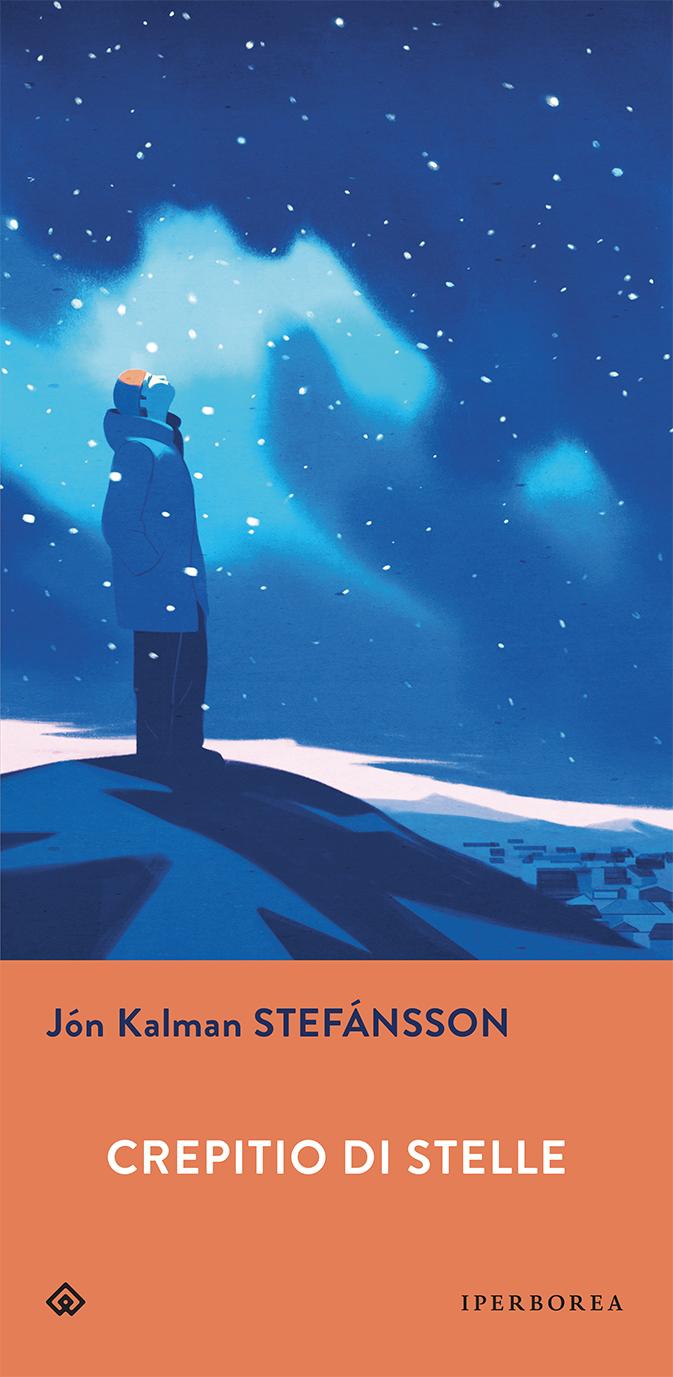 Crepitio di stelle - Jon K Stefansson copertina