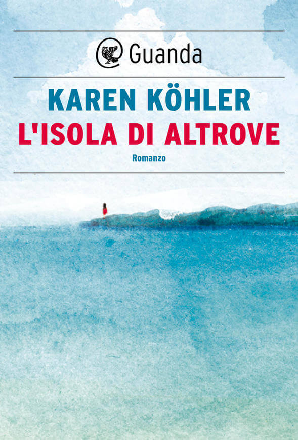 L'isola di altrove - KÖHLER KAREN copertina