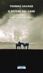 Il potere del cane - Thomas Savage cover
