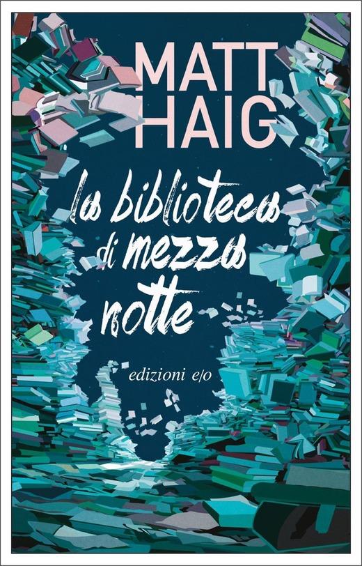 La biblioteca di mezzanotte - Matt Haig cover