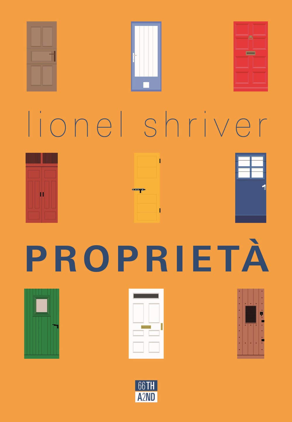 Proprietà - Lionel Shriver cover