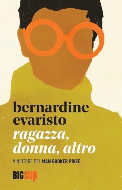 Ragazza, donna, altro - Bernardine Evaristo cover