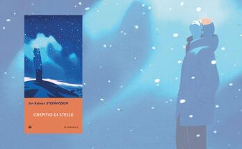 Crepitio di stelle - Jon Kalman Stefansson anteprima