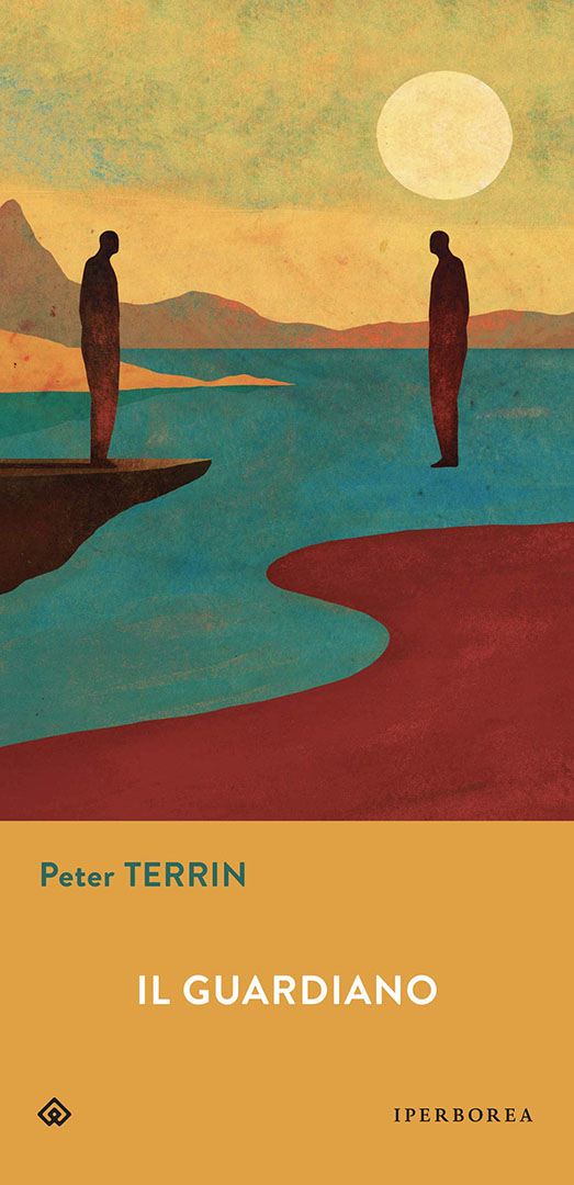 Il guardiano - Peter Terrin cover