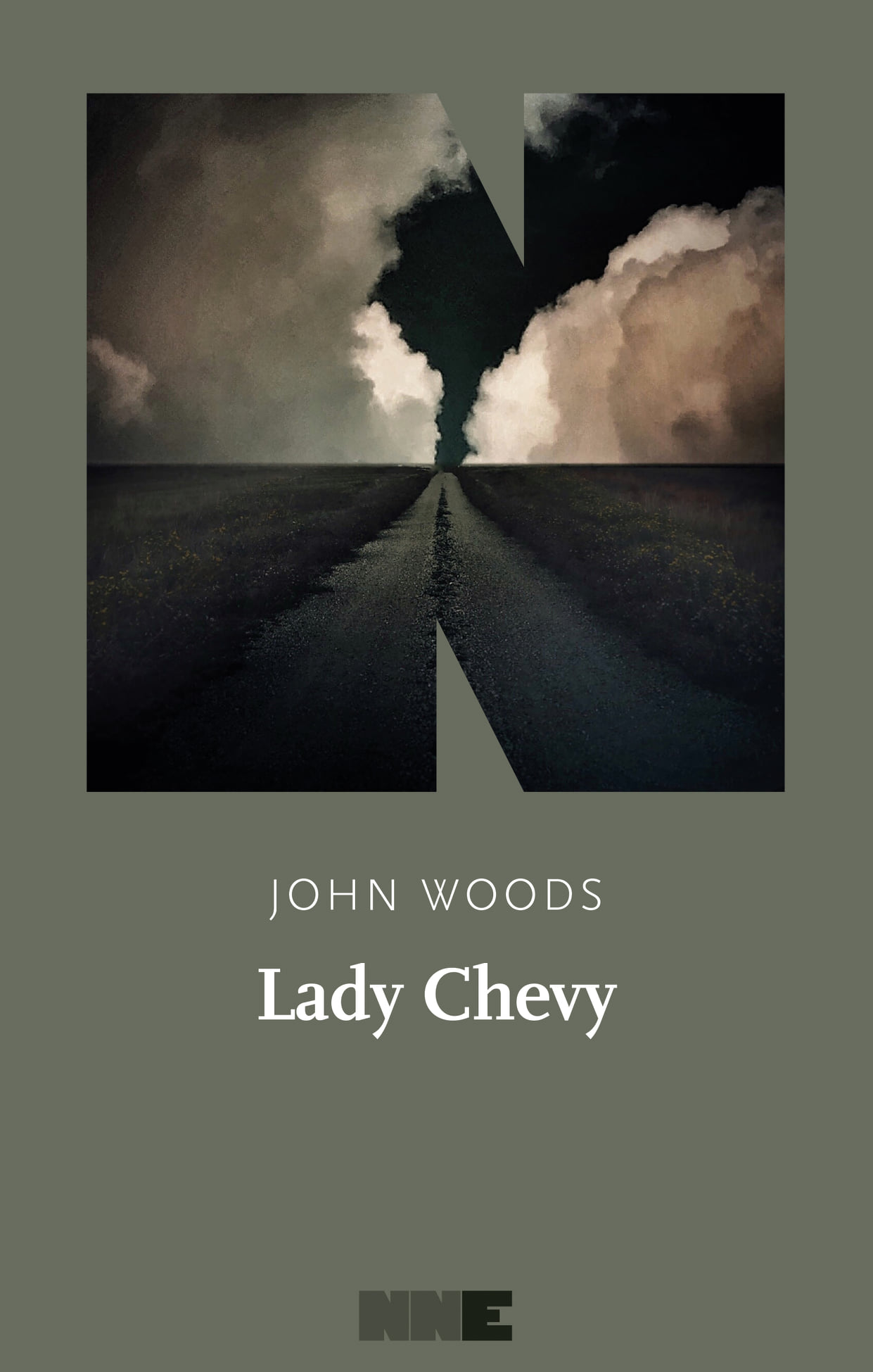 Lady Chevy - John Woods cover