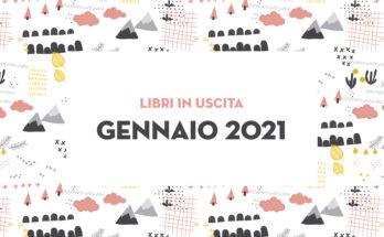 Libri in uscita a gennaio 2021