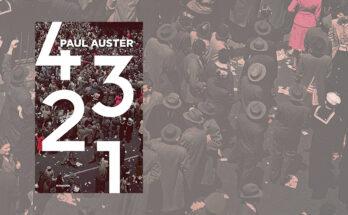 4321 - Paul Auster anteprima