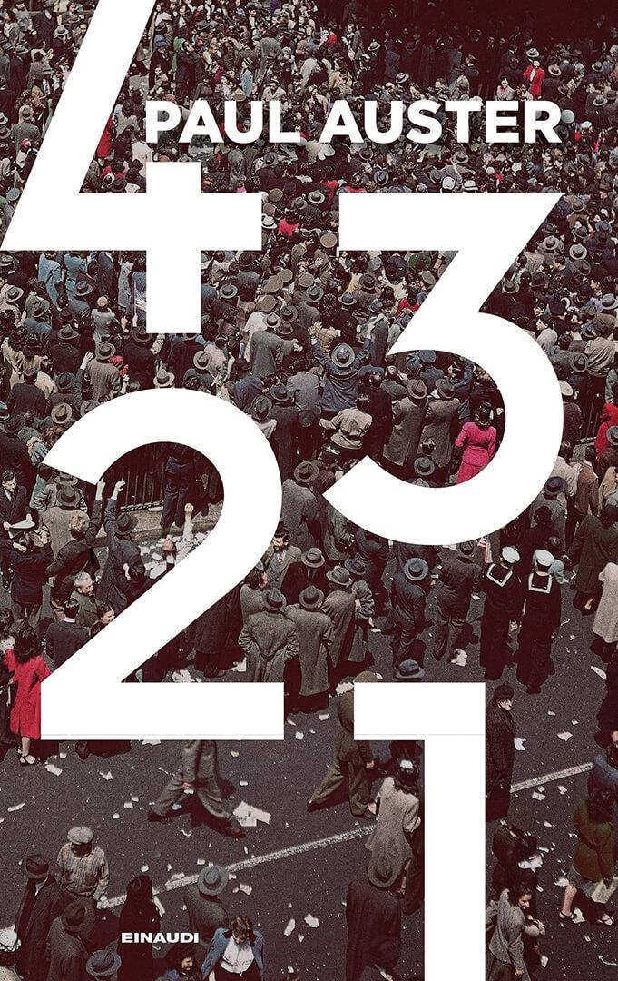 4321 - Paul Auster recensione