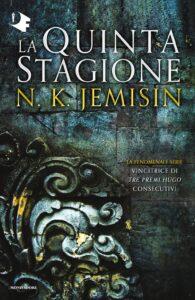 La Quinta stagione - N. K. Jesimin copertina