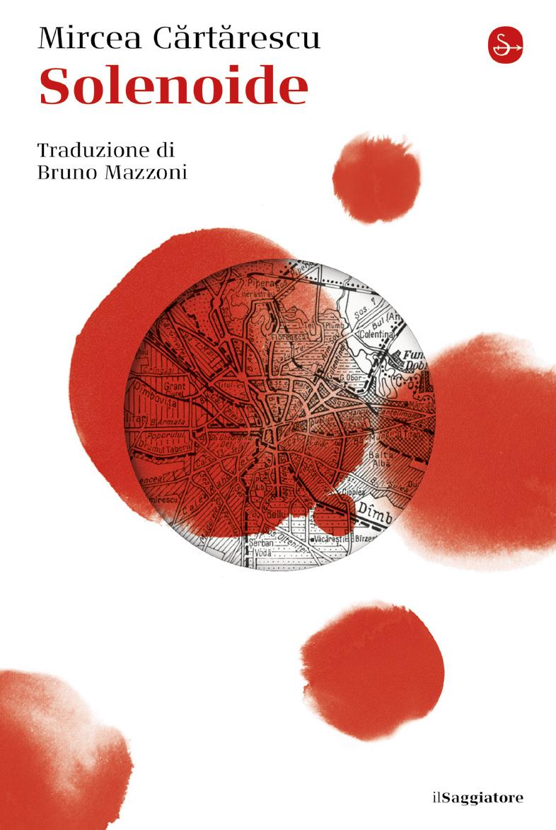Solenoide - Mircea Cartarescu cover maggio