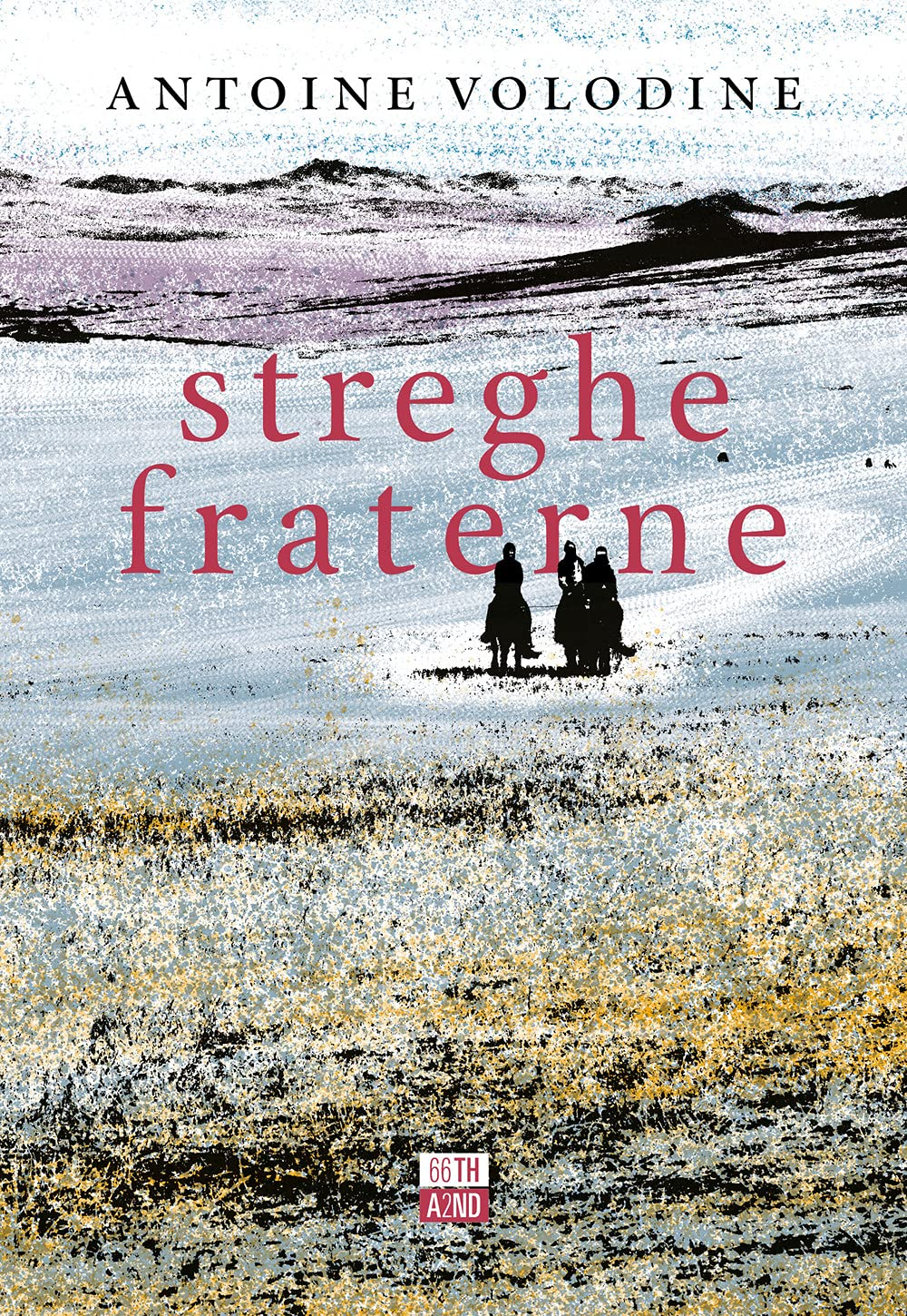 Streghe Fraterne - Antoine Volodine cover