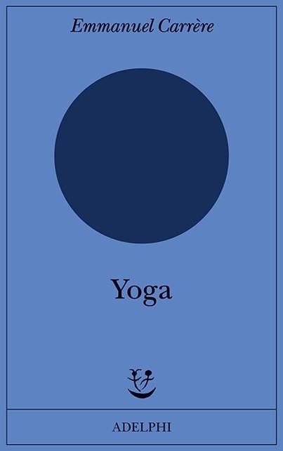 Yoga Emmanuel Carrere cover